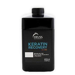 Truss Keratin Recovery Reconstrução 650ml