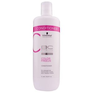 SCHWARZKOPF  BC COLOR FREEZE CONDICIONADOR 1LT
