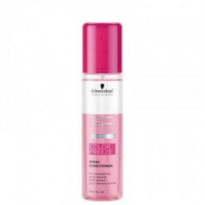 SCHWARZKOPF BC COLOR FREEZE CONDICIONADOR SPRAY 200ML