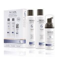Nioxin Kit Etapa 6 (Sh 300ML + Cond 300ML + Trat 100ML)