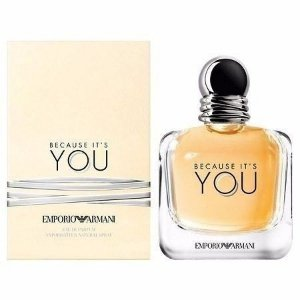 EMPORIO ARMANI BECAUSE ITS YOU FEM EDP 50ML