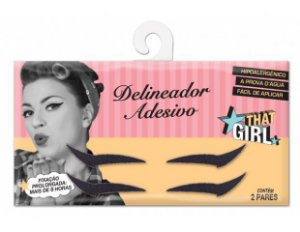 That Girl Delineador Adesivo