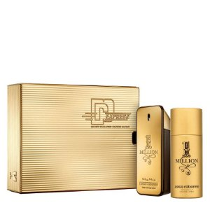 Coffret One Million EDT 100ML + Desodorante 150ML