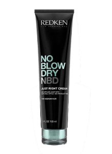 Redken Nbd Styling Just Right Cream 150ml