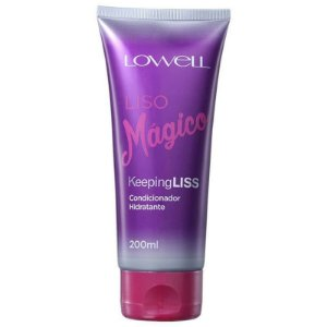 Lowell Liso Mágico Condicionador 200ML