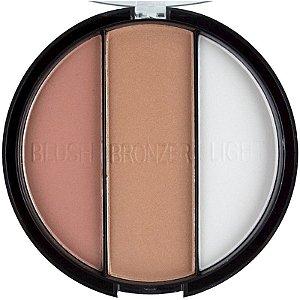 Luisance Trio - Blush, Bronzer e Iluminador A
