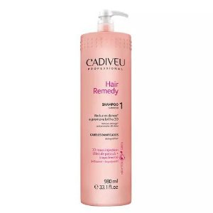 Cadiveu Hair Remedy Shampoo 1 980ml