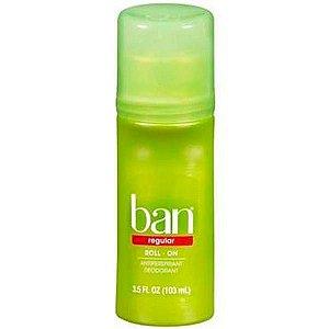 Ban Desodorante Roll On Regular Vermelho 103ml