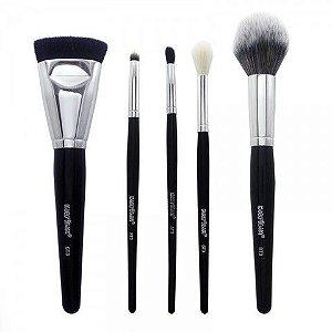 Macrilan Evolution Kit C/ 5 Pinceis Profissionais