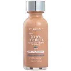 Loreal Base 1 Match C4 | Shell Beige