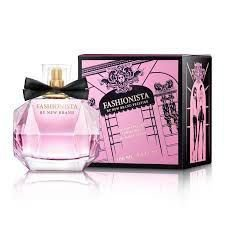 New Brand Fashionista EDP 100ML