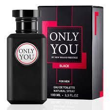 New Brand Only You Black EDT 100ML