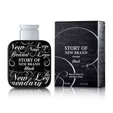New Brand Story Of Black 100ML