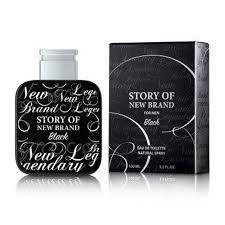 New Brand Story Of Black 100ML