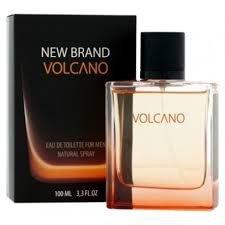 NEW BRAND VOLCANO EDT MASC 100ML