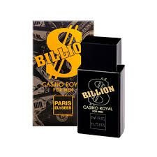 Paris Elysees Billion Casino Royal EDT 100ML