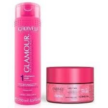 Cadiveu Kit Glamour Shampoo + Mascara