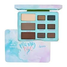 Luisance Marry Me Kit de Sombras 9 Cores