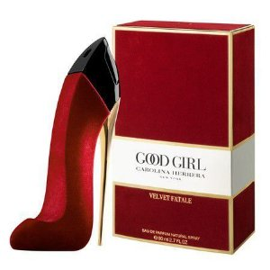 CAROLINA HERRERA GOOD GIRL VELVET FATALE EDP 80ML