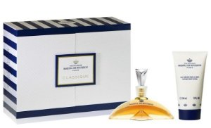 Marina de Bourbon kit Classique Perfume 100ml  EDP + Loção 150ml