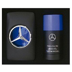 Coffret Mercedes Benz Man EDT 100ML + Desodorante 75GR