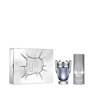Invictus Homme kit EDT 100ML + Desodorante 150ML