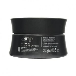 Amend Black Illuminated Máscara 300G