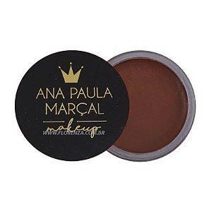 Ana Paula Marçal Pomada de Sobrancelha Cor: Chocolate