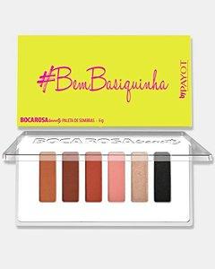 Boca Rosa Beauty Paleta de Sombras #BemBasiquinha