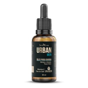 Urban Men Oleo P/ Barba 30ml