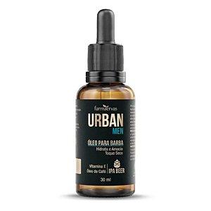 Urban Men Oleo P/ Barba 30ml