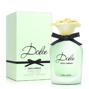 DOLCE+GABBANA DOLCE FLORAL DROPS EDT 50ML