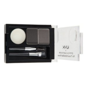 NYX KIT SOBRANCELHA ECP01 BLACK/GREY #