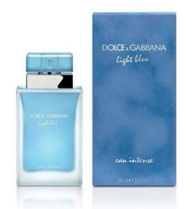 DOLCE+GABBANA LIGHT BLUE EAU INTENSE HOMME EDP 50ML