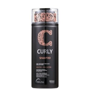 TRUSS SHAMPOO CURLY 300ML