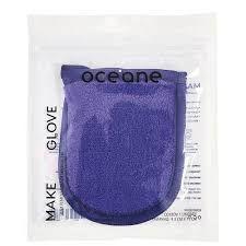 Oceane Luva Removedora Maquiagem Roxo