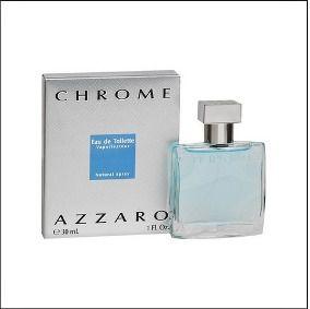 Azzaro Chrome Pour Homme EDT 30ML
