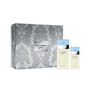 Coffret Dolce & Gabbana Light Blue EDT 100ML + 25ML