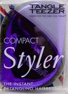 Tangle Teezer Compact Styler Purple Dazzle Roxa