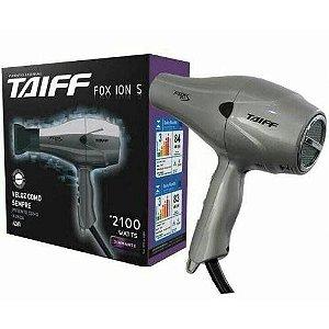 Taiff Secador Fox Ion S 2100 Wts 220v