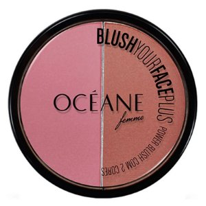 OCEANE BLUSH DUO PINK+CLAY