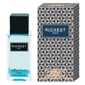 Mont'Anne Richest Men EDP 100ML