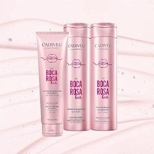 Cadiveu Boca Rosa Hair Kit