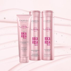CADIVEU KIT BOCA ROSA HAIR