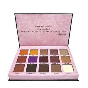 Indice Tokyo Michelly Palma Palette