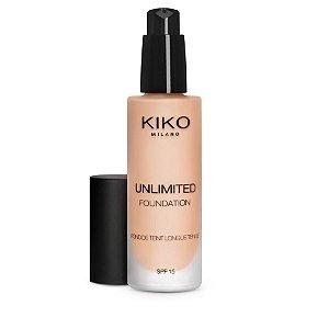 Kiko MIlano Unlimited Foundation Cor: NG50