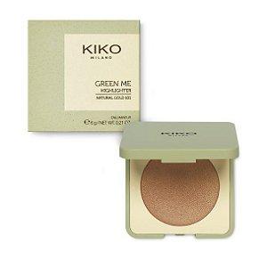 Kiko Milano Green Me Highlighter Cor: 101