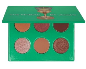 The Nubian By Juvias Palette 6 Colors