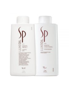 WELLA SP LUXE OIL KIT SHAMPOO 1LT+ CONDICIONADOR 1LT