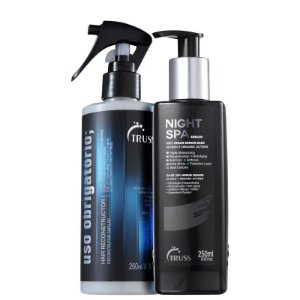 Truss Night Spa Serum 250ML + Uso Obrigatório 260ML